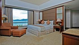 The Pacific Sutera Hotel - Kota Kinabalu - Bedroom