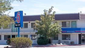 Motel 6 Reno Livestock Events Center - Reno - Edificio