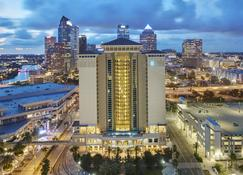 Embassy Suites by Hilton Tampa Downtown Convention Center - Tampa - Gebouw