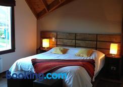 Poincenot - El Chaltén - Bedroom