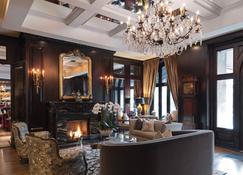 Wedgewood Hotel & Spa - Relais & Chateaux - Vancouver - Sala de estar