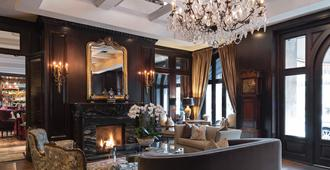 Wedgewood Hotel & Spa - Relais & Chateaux - Vancouver - Lounge