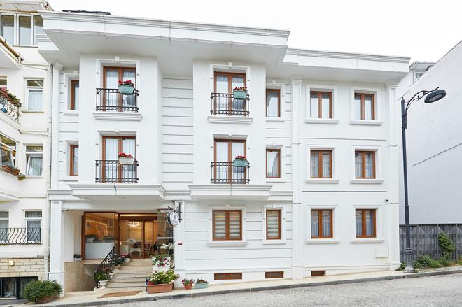 Albinas Hotel Old City - Istanbul - Toà nhà