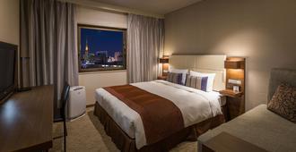 Nagoya Sakae Tokyu Rei Hotel - Nagoya - Camera da letto