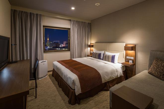 Nagoya Sakae Tokyu Rei Hotel - Nagoya - Bedroom