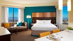Residence Inn By Marriott Los Angeles Lax/Century Boulevard - Los Angeles - Makuuhuone