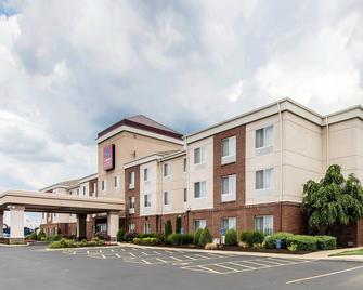 Comfort Suites Mount Vernon - Mount Vernon - Bygning