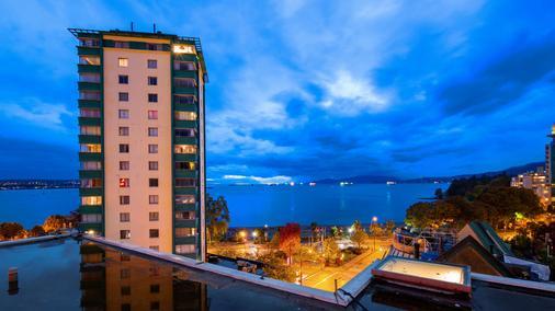 貝斯特韋斯特普拉斯金沙酒店 - 溫哥華 - 溫哥華 - 建築