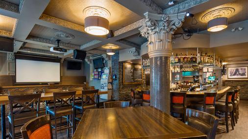 Best Western PLUS Sands - Vancouver - Bar