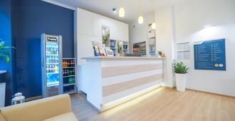 Premium Hostel - קראקוב - דלפק קבלה