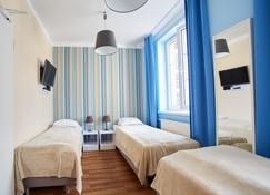 Premium Hostel - Krakau - Schlafzimmer
