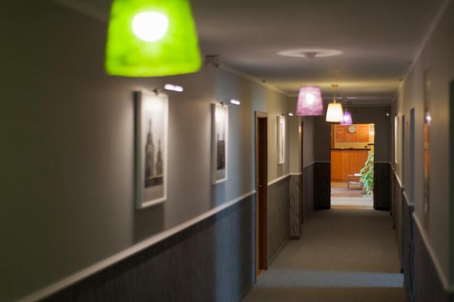 Premium Hostel - Krakow - Hallway
