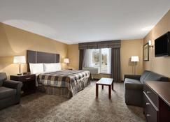 Days Inn by Wyndham Brampton - Brampton - Bedroom