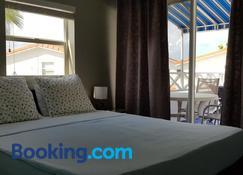 Marazul Dive Apartment F1 - Sabana Westpunt - Sovrum