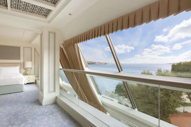 Shangri-La Bosphorus, Istanbul - อิสตันบูล - ระเบียง