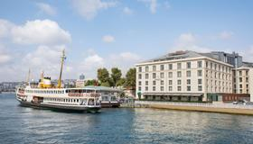 Shangri-La Bosphorus, Istanbul - Istanbul - Rakennus