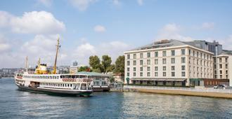 Shangri-La Bosphorus, Istanbul - איסטנבול - בניין