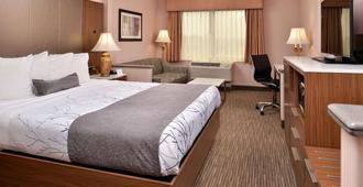 Best Western Plus Suites Hotel - Los Angeles LAX Airport - Inglewood - Phòng ngủ