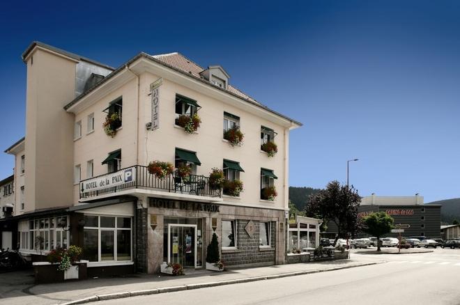 Hôtel De La Paix - Gérardmer - Rakennus