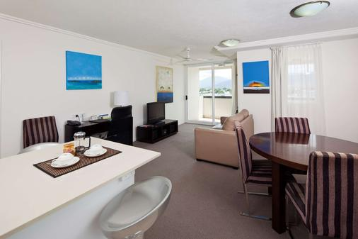 Cairns Central Plaza Apartment Hotel - Cairns - Dining room