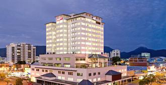 Cairns Central Plaza Apartment Hotel - Cairns - Building