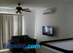 Airport - Taxi & Room Included - Almeria - Apodaca - Living room