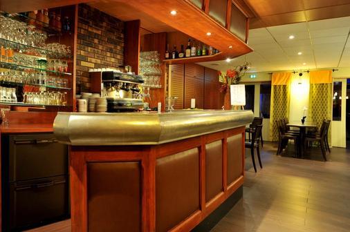 基里亞德安內西克朗傑維耶酒店 - 克蘭傑維耶 - 安錫 - 酒吧