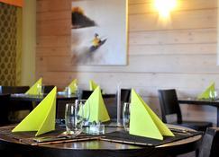 Hotel Kyriad Annecy Sud - Cran Gevrier - อานซี - ร้านอาหาร