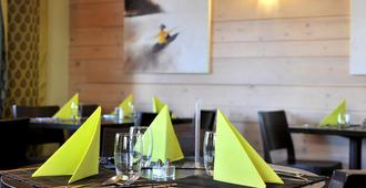 Hotel Kyriad Annecy Sud - Cran Gevrier - אנסי - מסעדה