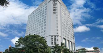 Rivan Hotel Longgang Shenzhen - Shenzhen - Κτίριο