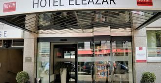 Novum Hotel Eleazar City Center - Hamburg - Gebäude