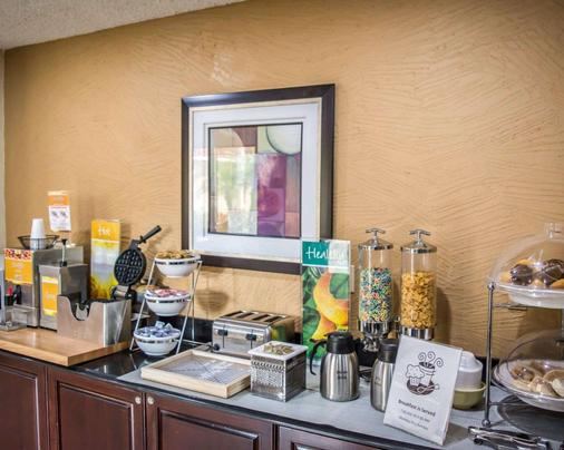 Quality Inn & Suites Tampa - Brandon near Casino - Tampa - Buffet