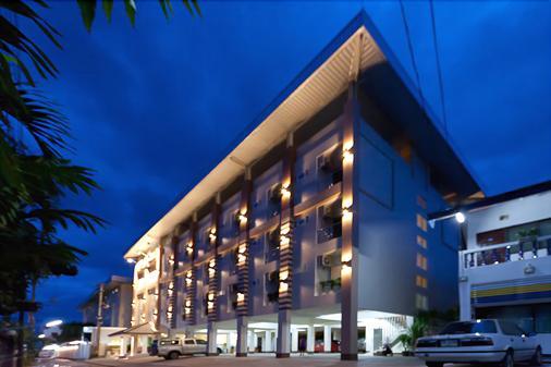 Muanmanee Boutique Hotel - Loei - Gebäude