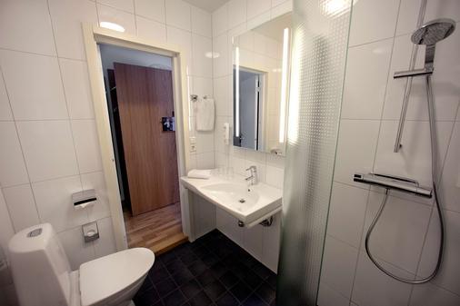 Scandic Uppsala Nord - Uppsala - Bathroom