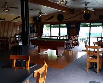 Mahoe Motel Bar n Grill - Taumarunui - Restaurant