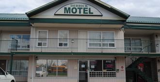 Derrick Motel - Edmonton