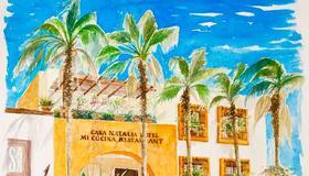 ホテル カサ ナタリア - サン・ホセ・デル・カボ - 建物