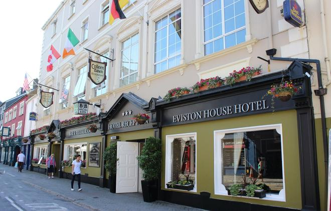 Eviston House Hotel - Killarney - Building