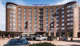 Mercure Hotel Hamburg City - Hamburg - Building