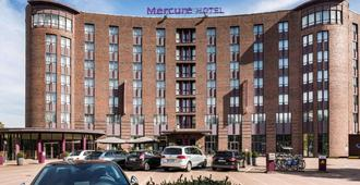 Mercure Hotel Hamburg City - Hamburgo - Edificio