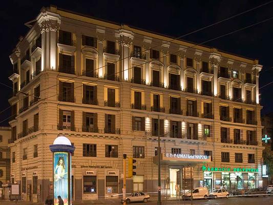 Unahotels Napoli - Naples - Building