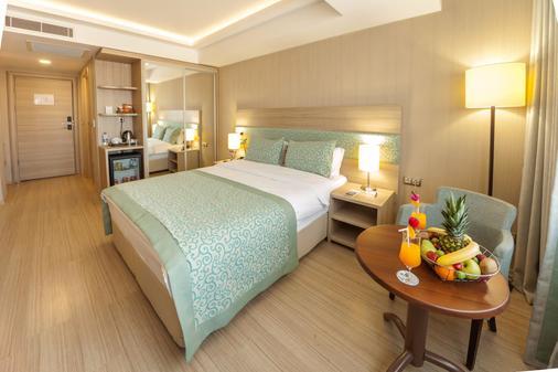 Hotel Golden Way Giyimkent - Istanbul - Phòng ngủ