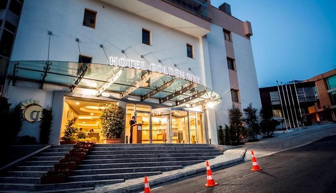 Hotel Golden Way Giyimkent - Istanbul - Rakennus