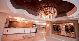Hotel Golden Way Giyimkent - איסטנבול - דלפק קבלה