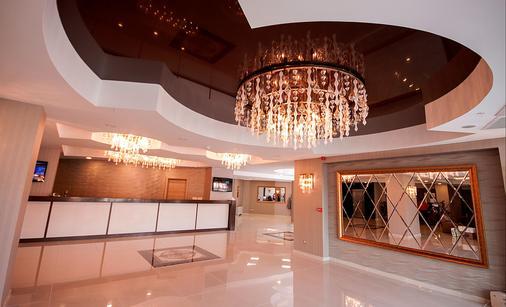 Hotel Golden Way Giyimkent - Istanbul - Lễ tân