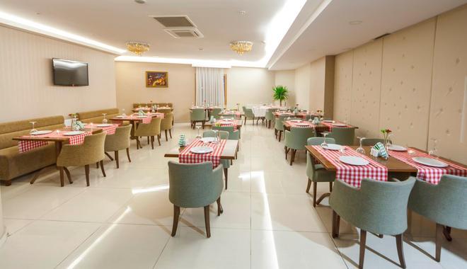 Hotel Golden Way Giyimkent - Istanbul - Ravintola