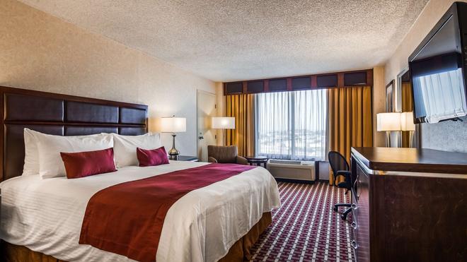 Best Western Plus Grosvenor Airport Hotel - South San Francisco - Makuuhuone