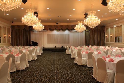Garden Suite Hotel - Los Angeles - Banquet hall