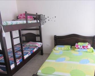 Casa Cacique Hostel - Calarcá - Bedroom