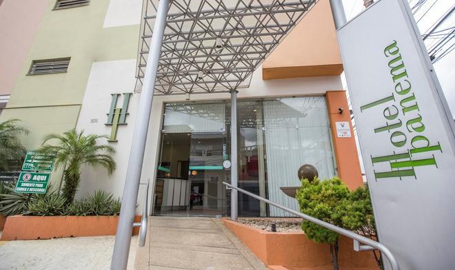 Hotel Ipanema de Sorocaba - Сорокаба - Здание